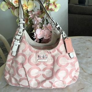 XL coach purse